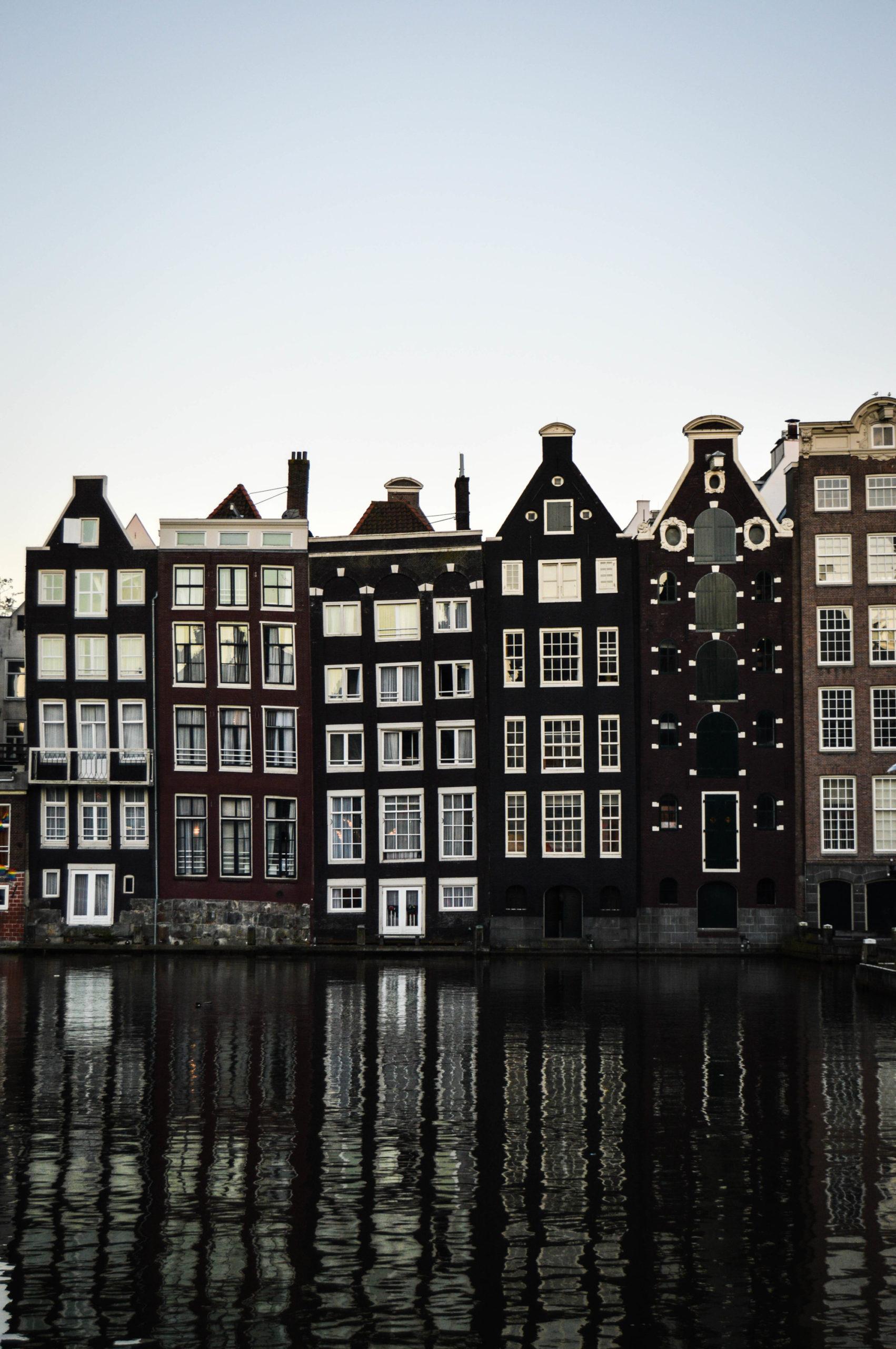 D Tres tercios. Ámsterdam, Países Bajos, 2016